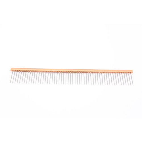 TCS - Buttercomb Rose Gold - 54Tooth Coarse Pet Grooming Comb